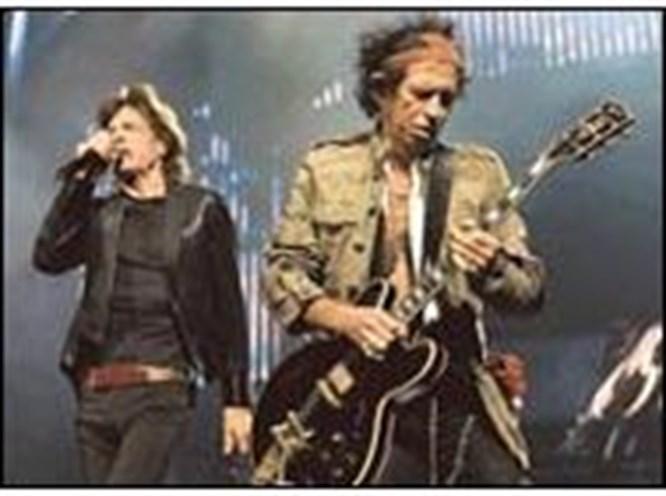 Rolling Stones bereketi